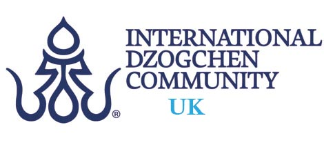 Dzogchen Community UK Mobile Retina Logo