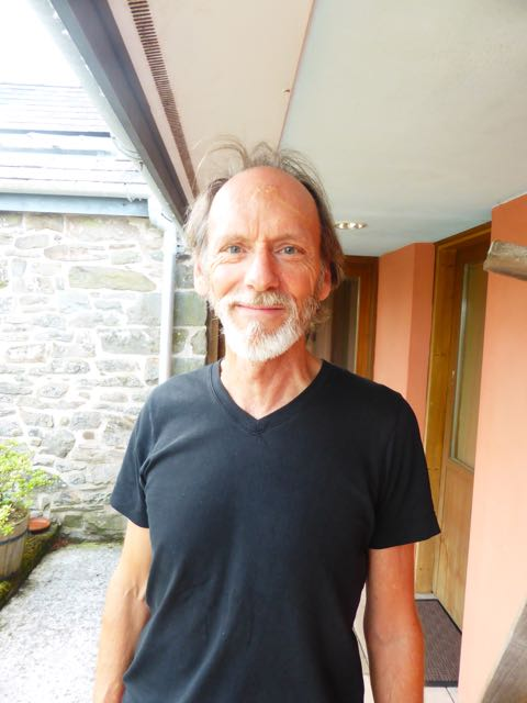 John Renshaw at Kunselling, May 2018